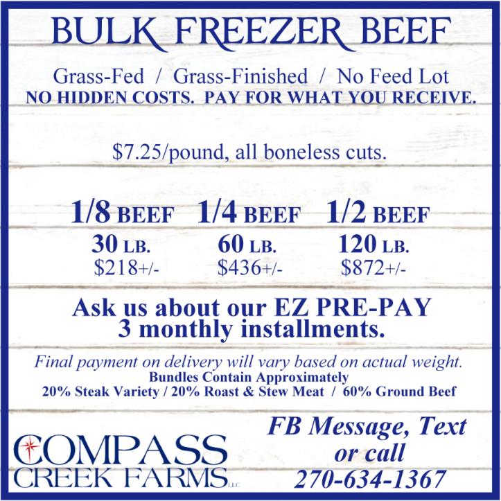freezer beef ad